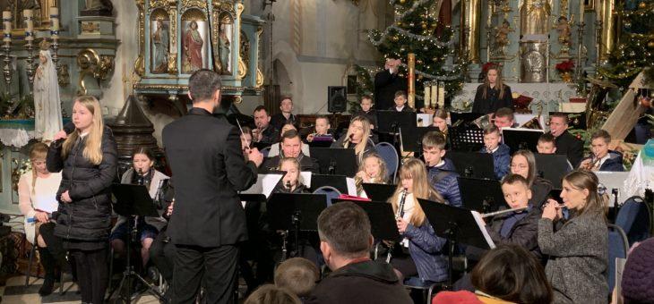 I Koncert Kolęd Młodych Kosynierów